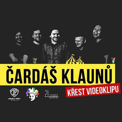 Mejdan Klaunů - křest videoklipu