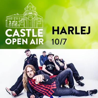 CASTLE OPEN AIR / HARLEJ