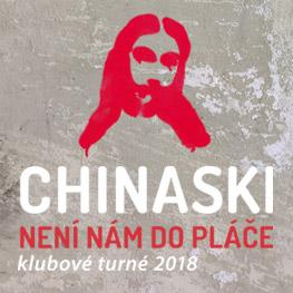 CHINASKI <br>Klubové turné 2018 <br>Karlovy Vary