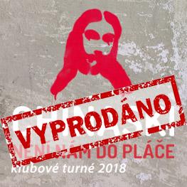 CHINASKI <br>Klubové turné 2018 <br>JIČÍN