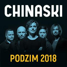 CHINASKI <br> Podzimní turné 2018 <br> CHOTĚBOŘ