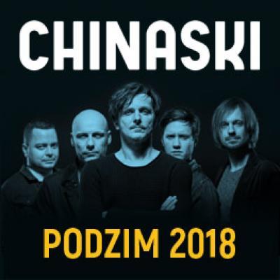 CHINASKI <br>Podzimní turné 2018 <br>PĚNČÍN U TURNOVA