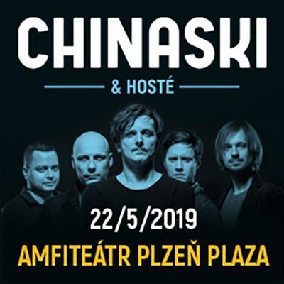 Chinaski Plzeň 2019