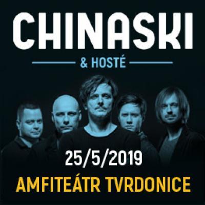Chinaski Tvrdonice 2019