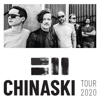 CHINASKI TOUR 2020