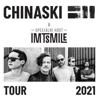 CHINASKI TOUR 2021