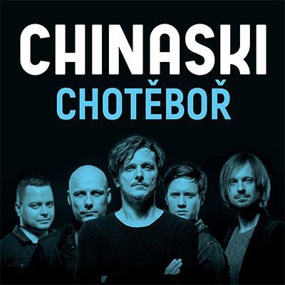 Chinaski Chotěboř 2019