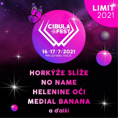 CIBULA FEST LIMIT 2021
