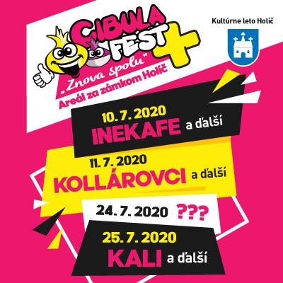 CIBULA FEST + 2020 / INEKAFE
