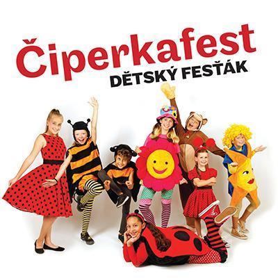 ČIPERKAFEST 2020 - Dětský festival