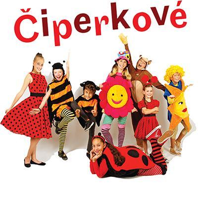 ČIPERKOVÉ - Nejpopulárnější dětská kapela v ČR!