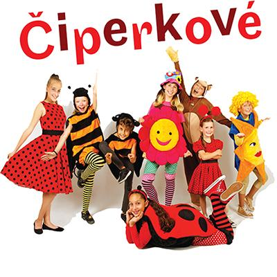 ČIPERKOVÉ - Jindřichův Hradec 2019
