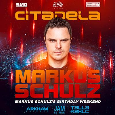 Markus Schulz at Citadela - Special birthday edition