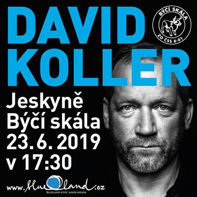 David Koller Býčí skála 2019