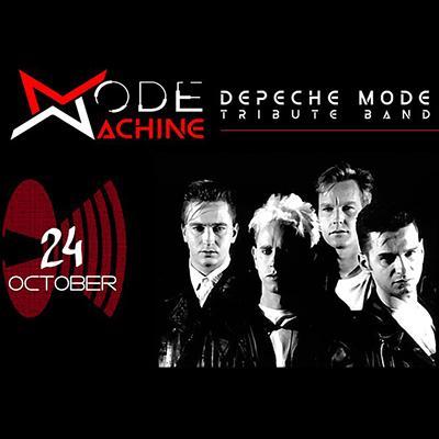 DEPECHE MODE Tribute band - Mode Machine