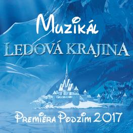 Ledová krajina <br>Praha