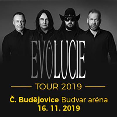 LUCIE: EVOLUCIE Tour 2019 České Budějovice