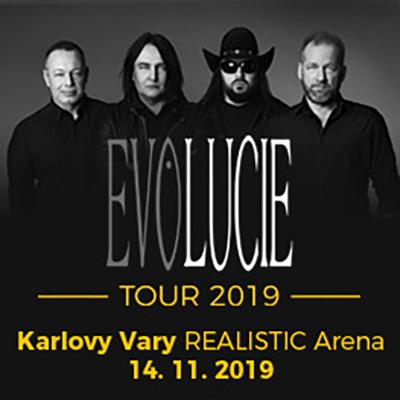 LUCIE: EVOLUCIE Tour 2019 Karlovy Vary