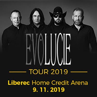 LUCIE: EVOLUCIE Tour 2019 Liberec