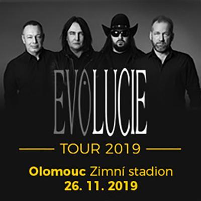 LUCIE: EVOLUCIE Tour 2019 Olomouc