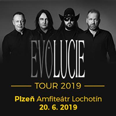 LUCIE: EVOLUCIE Tour 2019 Plzeň