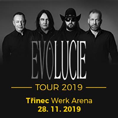 LUCIE: EVOLUCIE Tour 2019 Třinec
