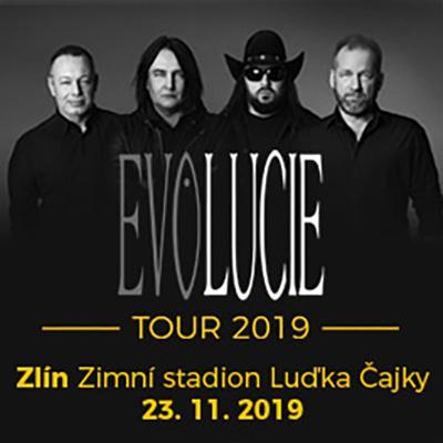 LUCIE: EVOLUCIE Tour 2019 Zlín