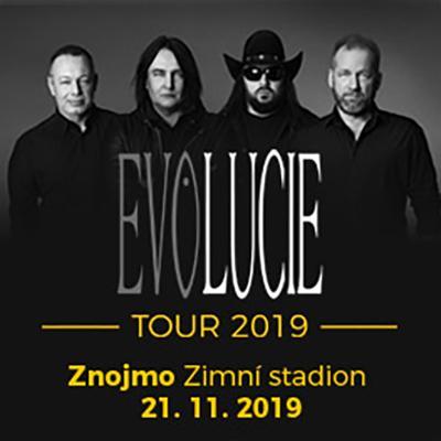 LUCIE: EVOLUCIE Tour 2019 Znojmo