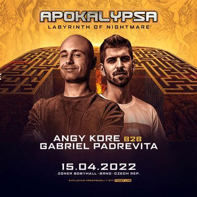 APOKALYPSA Labyrinth Of Nightmare