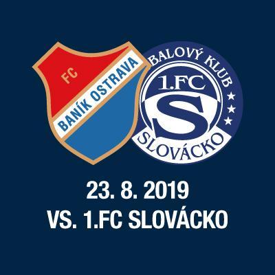 FC Baník Ostrava X 1. FC Slovácko // FORTUNA:LIGA 2019/2020