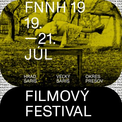 FNNH 2019 - Filmová noc na hrade