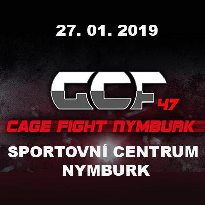 GCF 47 : CAGE FIGHT NYMBURK