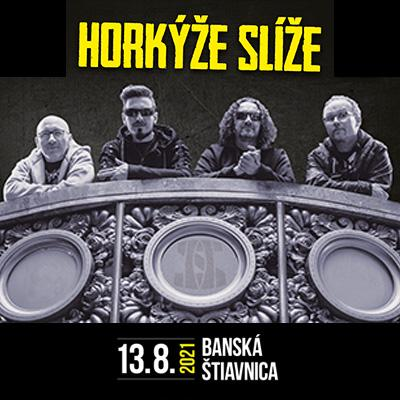 Horkýže Slíže Banská Štiavnica