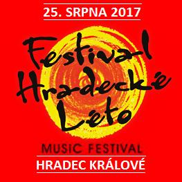 Hradecké léto 2017