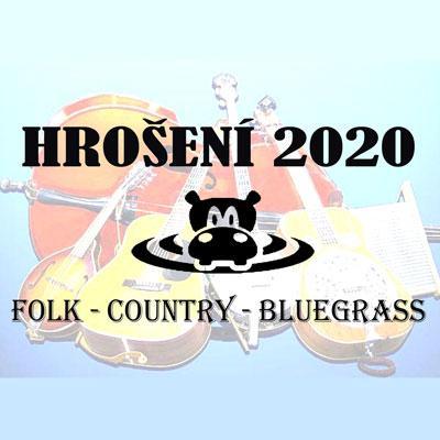 Dvoudenní hudební festival HROŠENÍ 2020