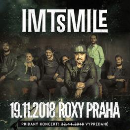 IMT SMILE<br> Roxy Praha