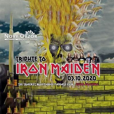 Blood Broothers - Tribute to IRON MAIDEN (UA) live koncert