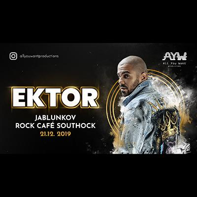 EKTOR - All you want productions on tour - Jablunkov