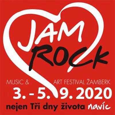 JamRock Festival 2020 <br>Tři dny života navíc