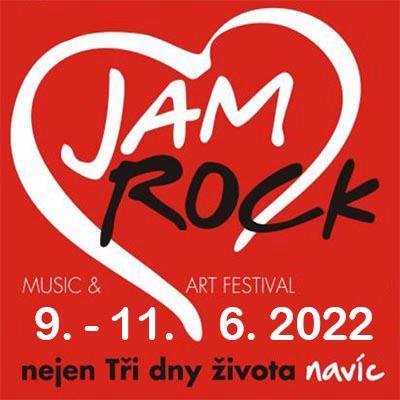 JamRock Letohrad (09. - 11. 06. 2022)