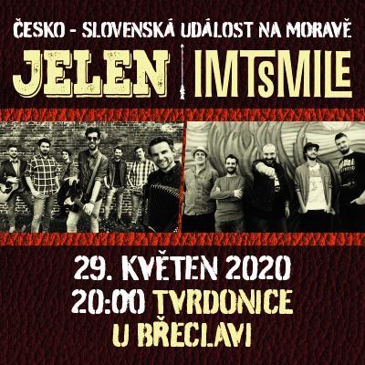 Jelen a IMT Smile - Tvrdonice u Břeclavi