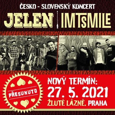 Jelen a IMT Smile - Praha