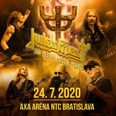 Judas Priest - Bratislava
