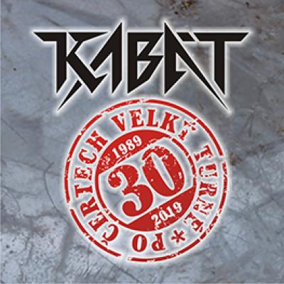Kabát 30 let Tour 2019