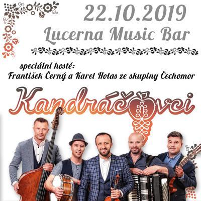 Kandráčovci: Praha 2019