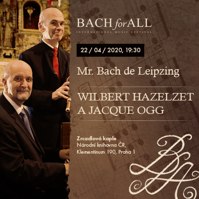 Bach for All - Mr. Bach de Leipzing
