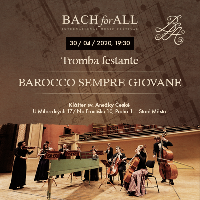 Bach for All - Tromba Festante