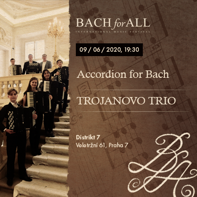 Bach for All - Accordion for Bach