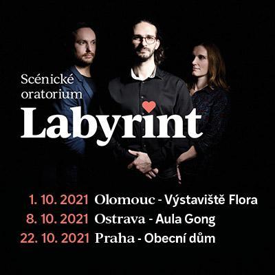 Scénické oratorium Labyrint 2021