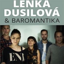 Lenka Dusilová a BAROMANTIKA